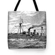 Uss Baltimore, 1890 Tote Bag