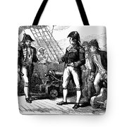 Uss Chesapeake, 1807 Tote Bag
