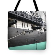 Uss Constellation 0012 Tote Bag