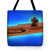 Uss Enterprise Cvan 65 Bronze Tote Bag by Carl Deaville