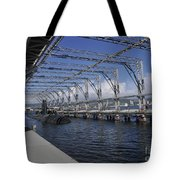 Uss Olympia Moored In A Submarine Tote Bag