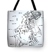Ussua Dance - Sao Tome And Principe Tote Bag