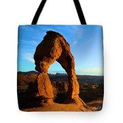 Utah Landmark Tote Bag