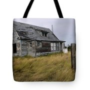 Vacant House Tote Bag