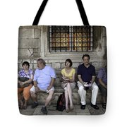 Vacation In Venice Tote Bag
