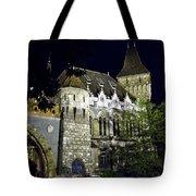 Vajdahunyad Castle - Budapest Tote Bag