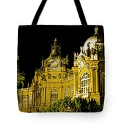Vajdahunyad Castle Tote Bag