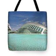 Valencia Spain Tote Bag