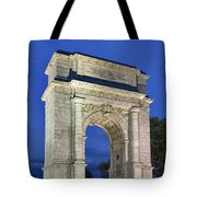 Valley Forge Memorial Arch Tote Bag