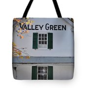 Valley Green Inn - Side View Tote Bag