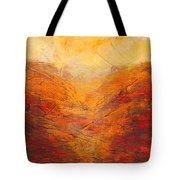 Valley Of Hope Tote Bag