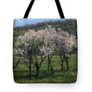 Valley Plum Thicket Tote Bag
