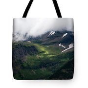 Valley Sun Spot Tote Bag