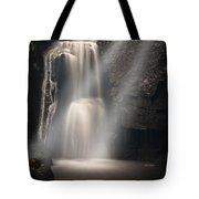 Valley Waterfall Lost Love Tote Bag