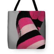 Val's Feet Tote Bag