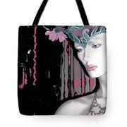 Vamp Five Tote Bag