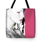 Vamp Four Tote Bag