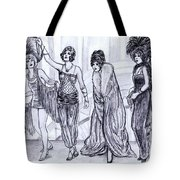 Vamps Tote Bag