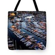 Vancouver British Columbia 9 Tote Bag