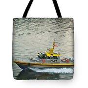 Vancouver Harbour Pilot Tote Bag