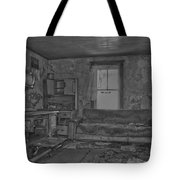 Vanity Of A Ventriloquist  Tote Bag
