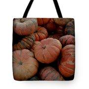Varied Pumpkins Tote Bag
