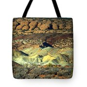 Varying Landscape Tote Bag