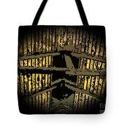 Vaulted Beams Tote Bag