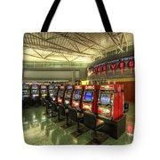 Vegas Airport 2.0 Tote Bag