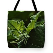 Vegetative Dragon Tote Bag