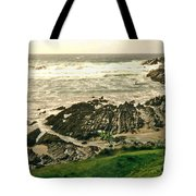 Velencia Island Shore Tote Bag