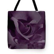 Velvet Rose Tote Bag
