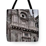 Venetian Architecture Iv Tote Bag by Ellen Heaverlo