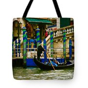 Venetian Colors Tote Bag