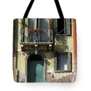 Venetian Doorway Tote Bag