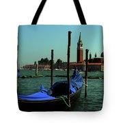 Venetian Gandola Tote Bag