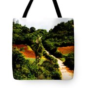 Venezuelan Way Tote Bag