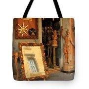 Venice Antique Shop Tote Bag
