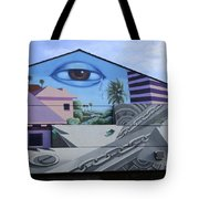 Venice Beach Wall Art 3 Tote Bag