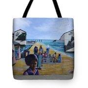 Venice Beach Wall Art 4 Tote Bag