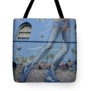 Venice Beach Wall Art 9 Tote Bag