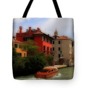 Venice Canals 7 Tote Bag