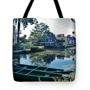 Venice Canals  Tote Bag