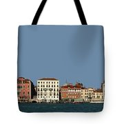 Venice Cityscape On The Lagoon Tote Bag