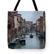 Venice Commuter Tote Bag