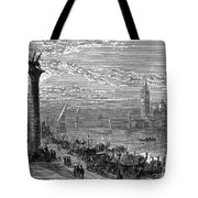 Venice: Grand Canal, 1875 Tote Bag