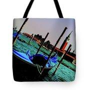 Venice In Color Tote Bag