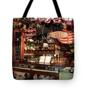 Venice Jazz Bar Tote Bag