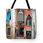 Venice Lamp Tote Bag