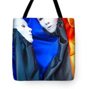 Venice Mask  Tote Bag